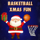 Play Basketball Xmas Fun