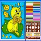 Play Cat Colouring