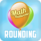 Play Math Balloons Round