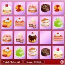 Play Birthday Cake Memory