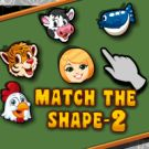 Play Match The Shapes - 2