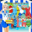 Play Elsa Summer Fashion