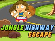 Jungle Highway Escape