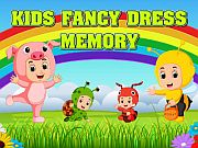 Kids Fancy Dress Memory