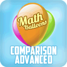 Play Math Balloons Comparison …