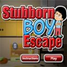 Play Stubborn Boy Escape